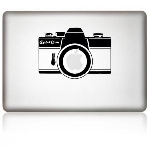 MacBook Aufkleber ApfelCam