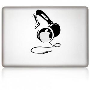 MacBook Aufkleber: DeeJay