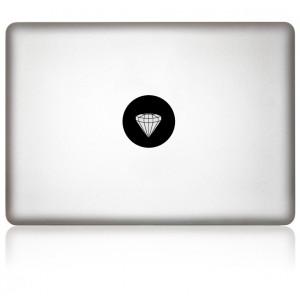 MacBook Aufkleber: DIAMOND