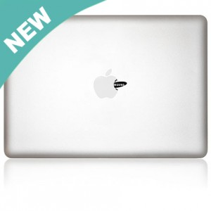 MacBook Aufkleber: Hungry