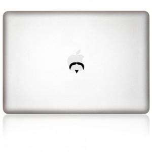 MacBook Aufkleber: MoBRO DirtySanchez