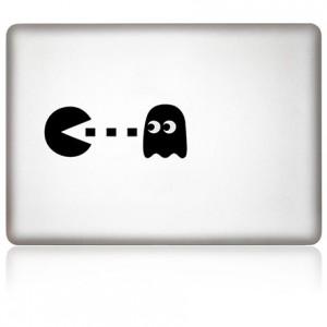 MacBook Aufkleber: PacBook