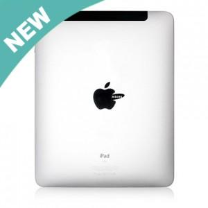 iPad Aufkleber: Hungry