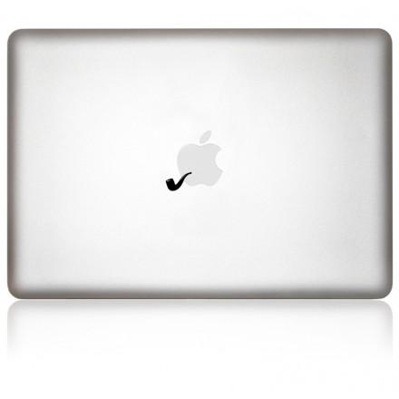MacBook Aufkleber: Pipe