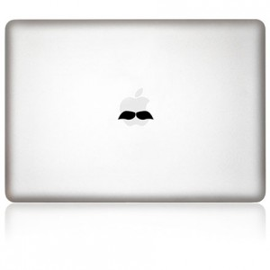 MacBook Aufkleber: MoBRO Chevron