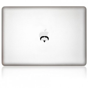 MacBook Aufkleber: MoBRO DirtySanchez
